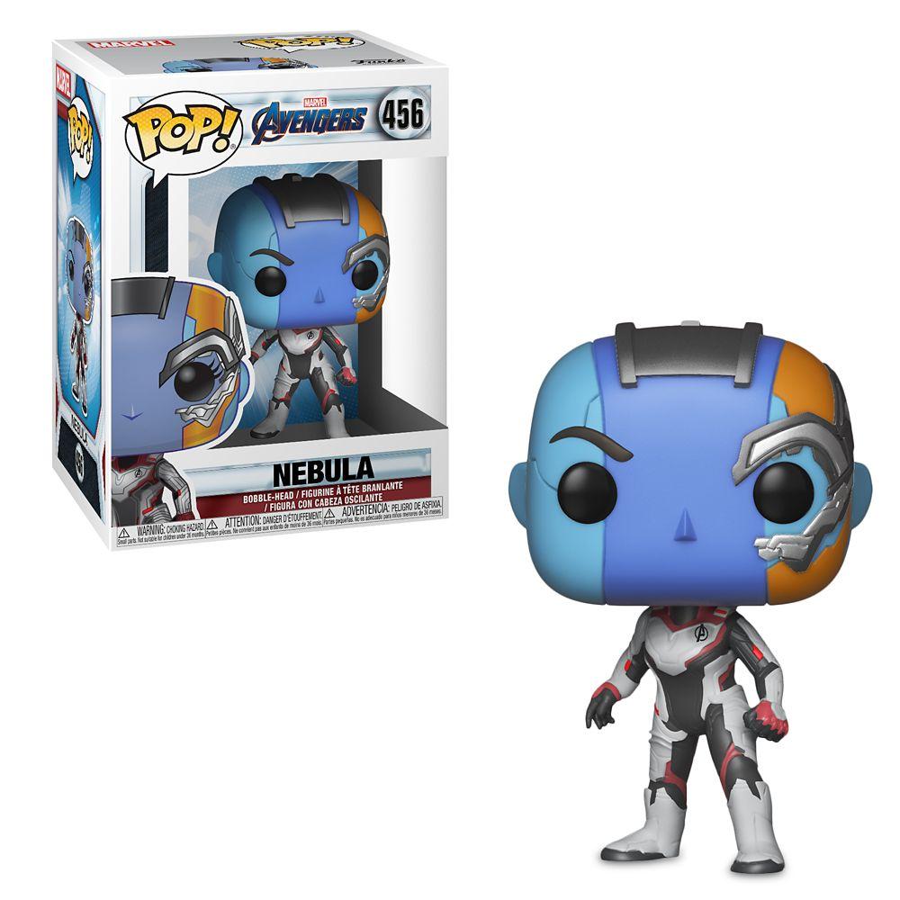 Nebula Pop! Vinyl Bobble-Head Figure by Funko – Marvel's Avengers: Endgame