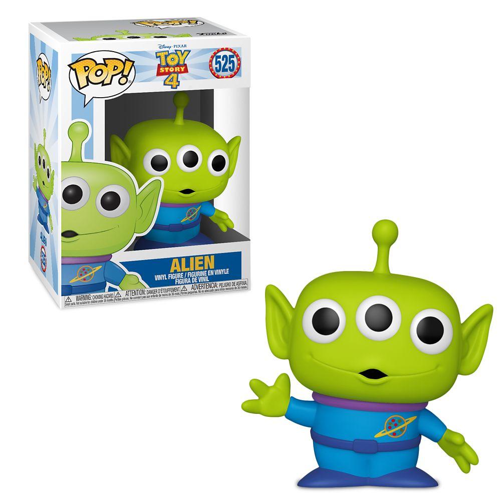 Alien Pop! Vinyl Figure by Funko – Toy Story 4