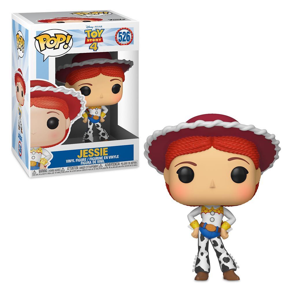 Jessie Pop! Vinyl Figure by Funko – Toy Story 4