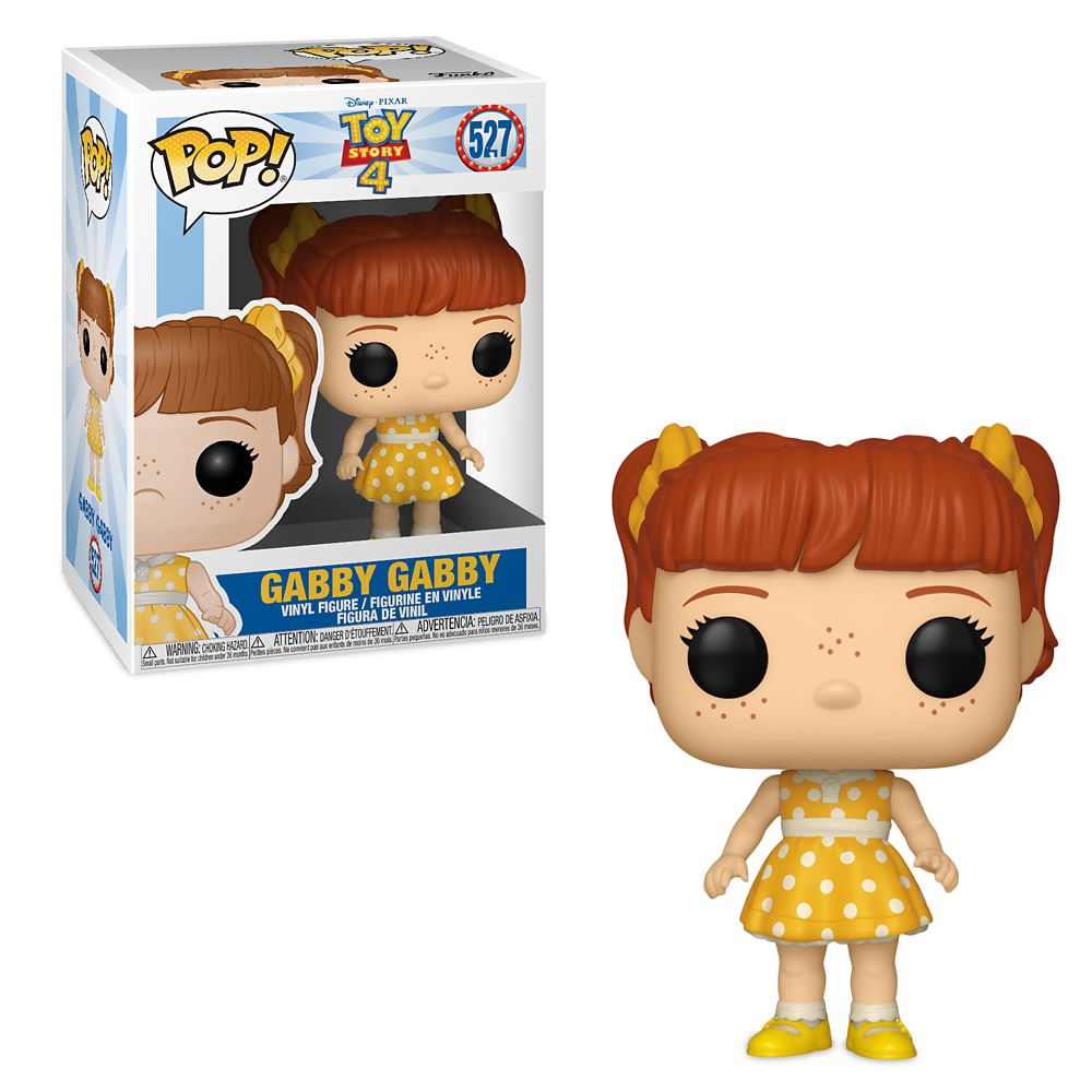 Gabby Gabby Pop! Vinyl Figure by Funko  Toy Story 4 Official shopDisney