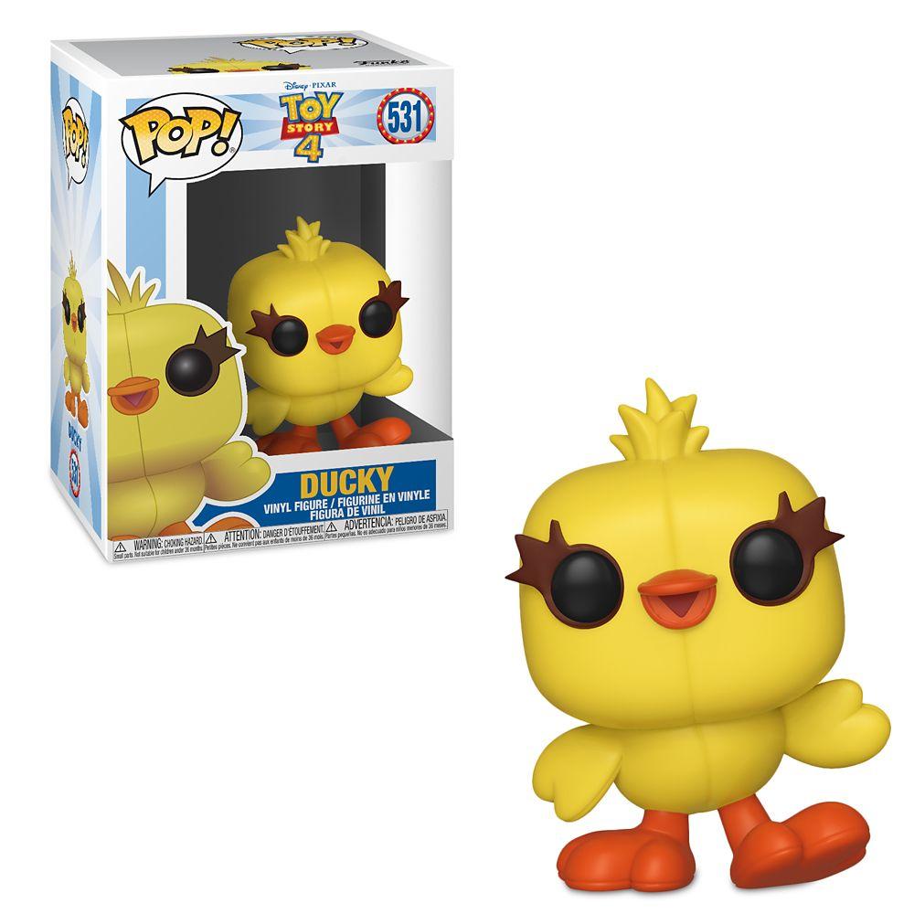Ducky Pop! Vinyl Figure by Funko – Toy Story 4