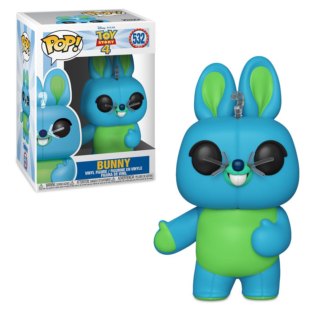 Bunny Pop! Vinyl Figure by Funko  Toy Story 4 Official shopDisney