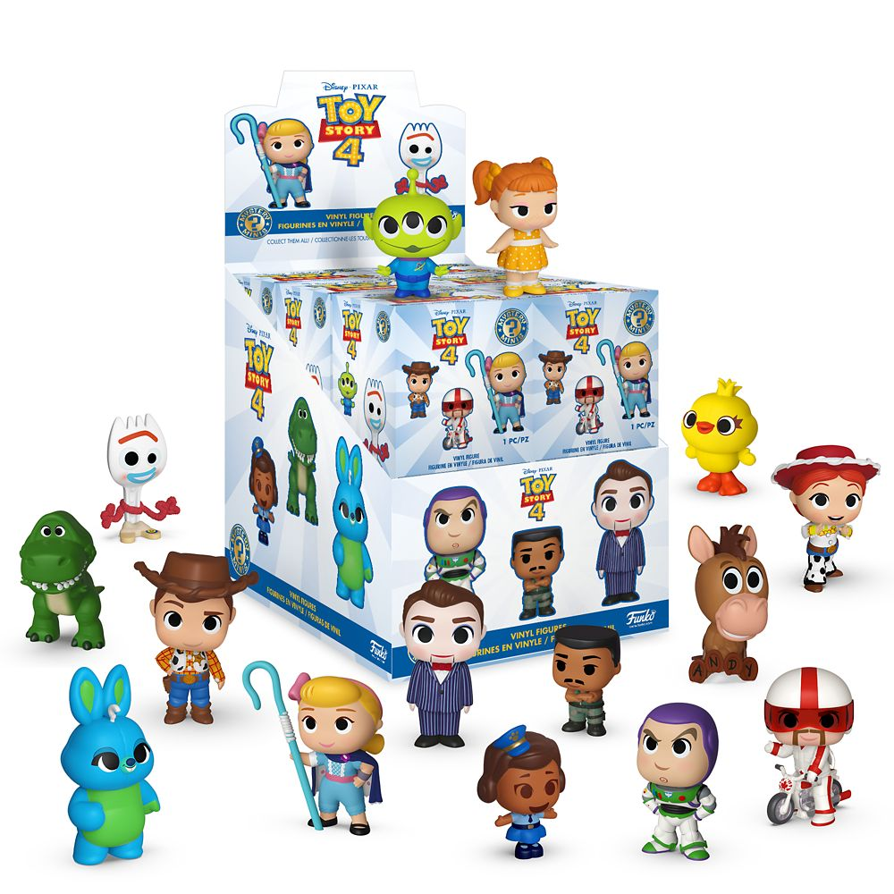 Toy Story 4 Mystery Minis Vinyl Figure by Funko