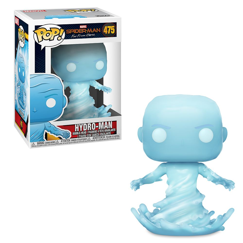 Hydro-Man Pop! Vinyl Figure by Funko – Spider-Man: Far from Home