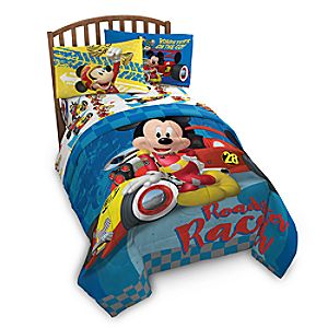 Cartoon Comforters And Movie Tv Characters Bedding For Kids