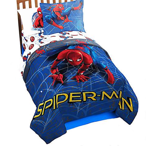 Spider-Man Comforter - Twin