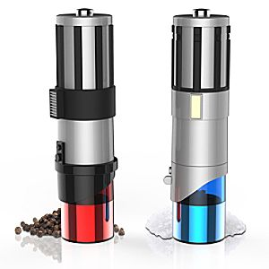 Star Wars Lightsaber Salt & Pepper Mill Set