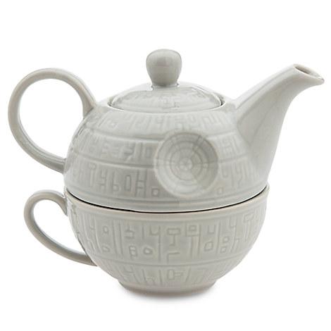 Death Star Teapot and Mug Set - Star Wars