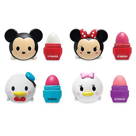 Mickey Mouse and Friends ''Tsum Tsum'' Lip Balm Set - 4-Pc.
