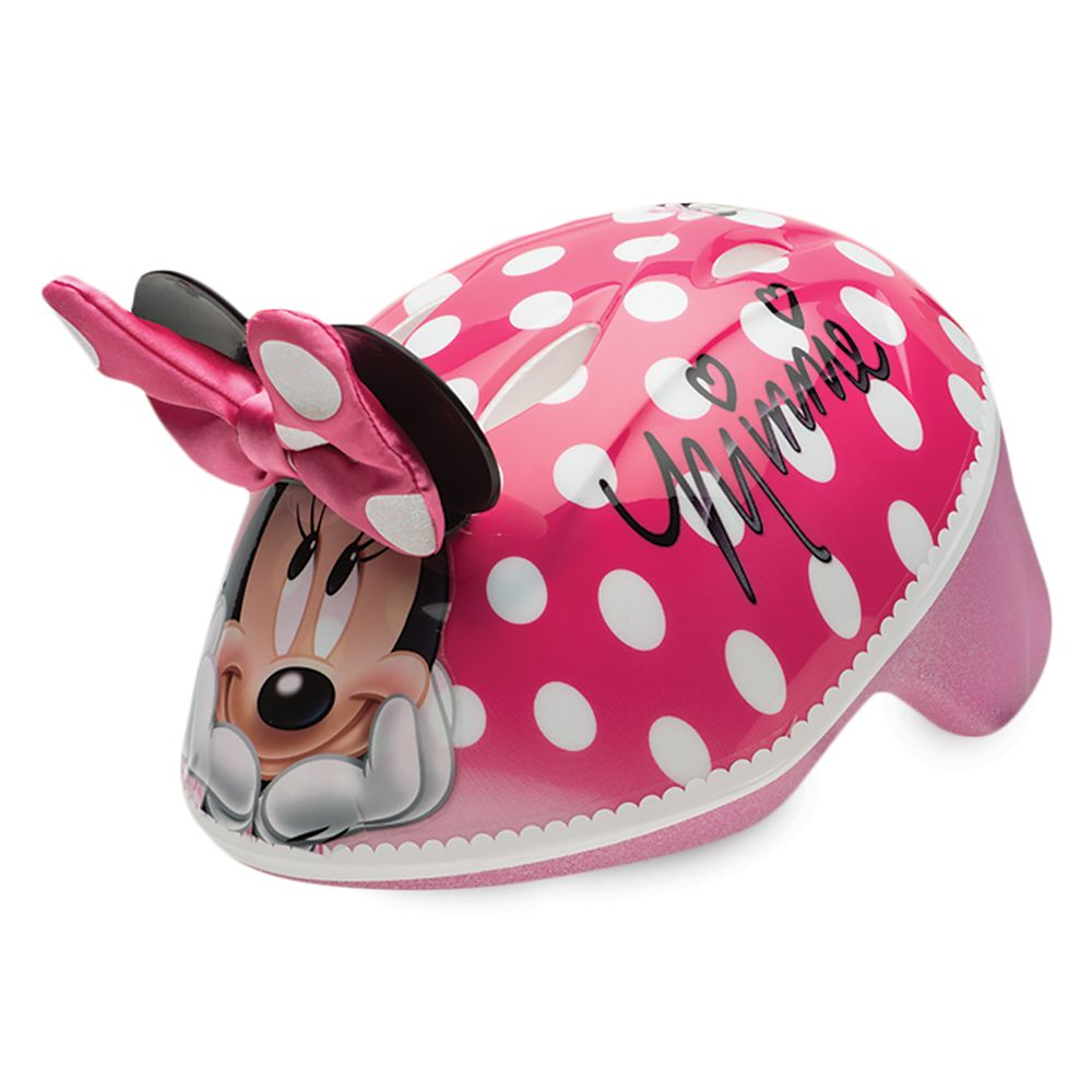 Minnie Mouse Bike Helmet for Toddlers Official shopDisney