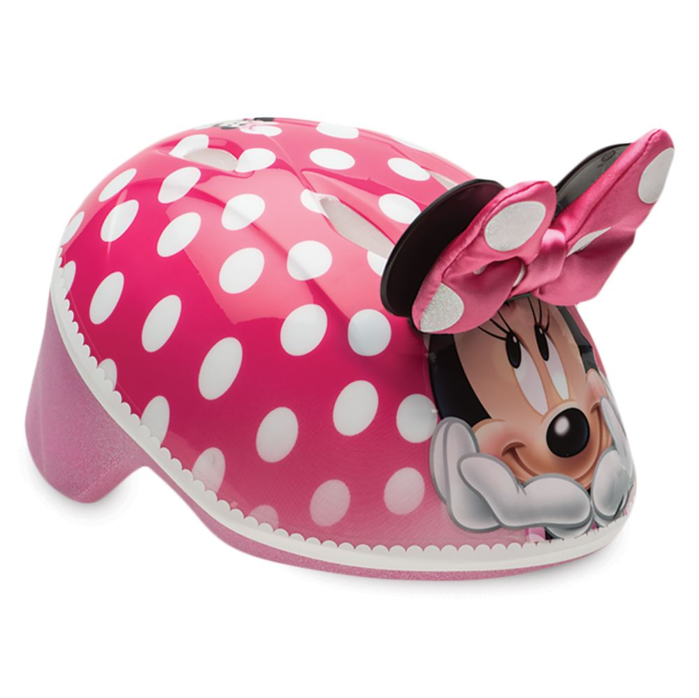 Minnie Mouse Bike Helmet for Toddlers
