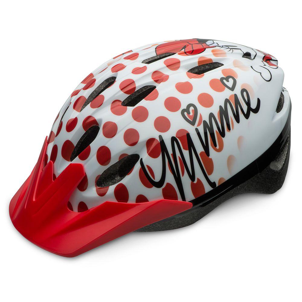 Minnie Mouse Bike Helmet for Kids