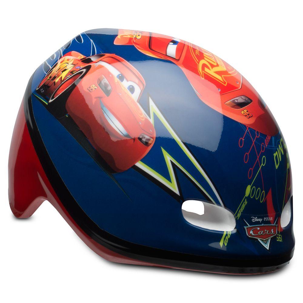 Lightning McQueen Bike Helmet for Toddlers