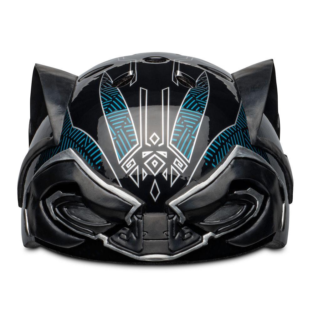 Black Panther Bike Helmet for Kids