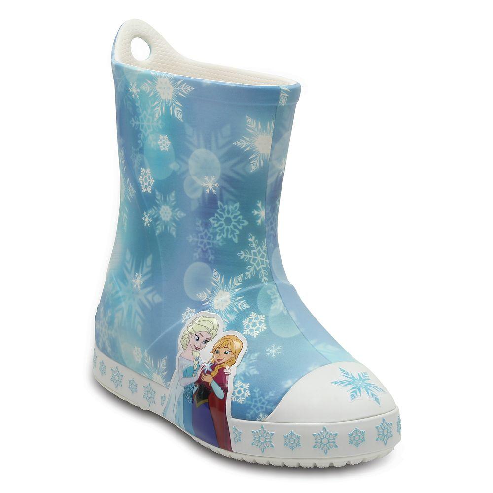 0a37080599 disney frozen girls kids rainboots boots