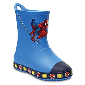 Spider-Man Crocs™ Rain Boots for Boys 3227045570487M