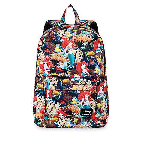 Ariel Backpack by Loungefly