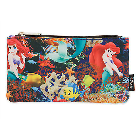 Ariel Pencil Case by Loungefly