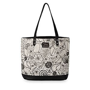 Ariel Tote by Loungefly