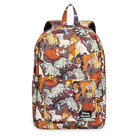 The Lion King Backpack by Loungefly