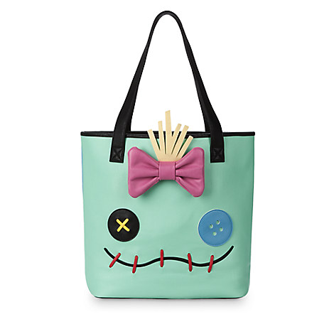 Stitch & Scrump Tote by Loungefly