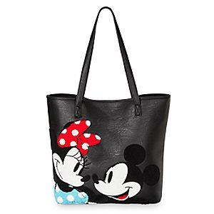 71e068e1471 671803260788 UPC - Mickey Mouse And Minnie Mouse Tote Purse