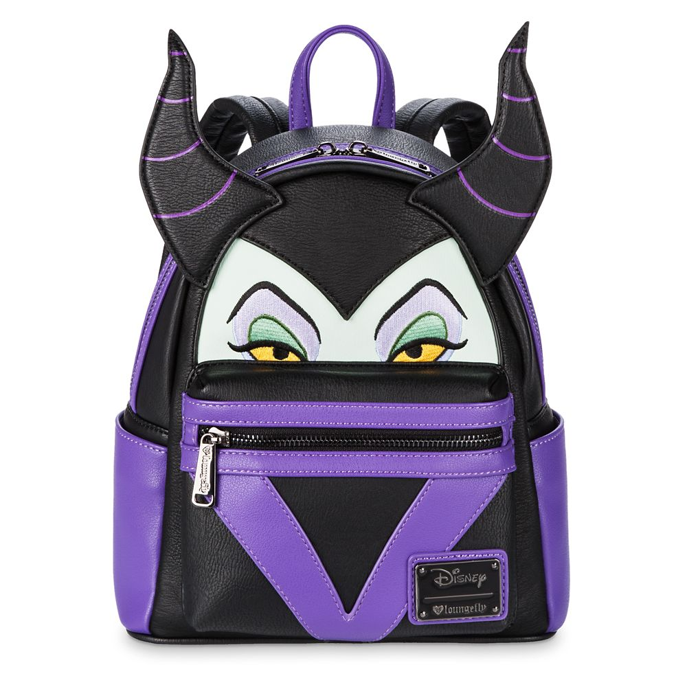 Maleficent Fashion Backpack By Loungefly