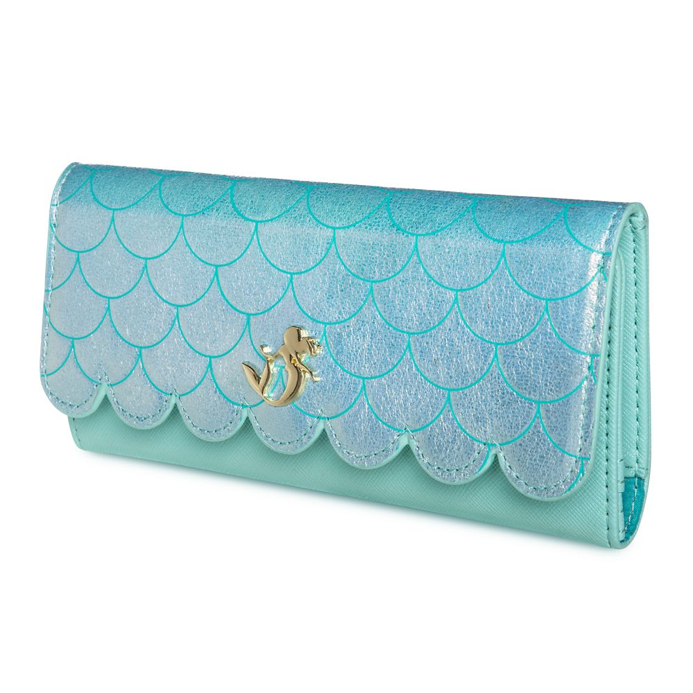 The Little Mermaid Wallet by Loungefly