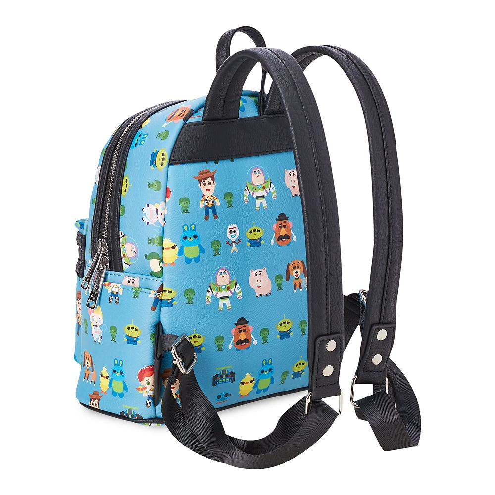 Toy Story 4 Mini Backpack by Loungefly