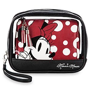 affd396faed Minnie Mouse Cosmetic Bag Set by Loungefly Price   29.95. Star Wars  ...