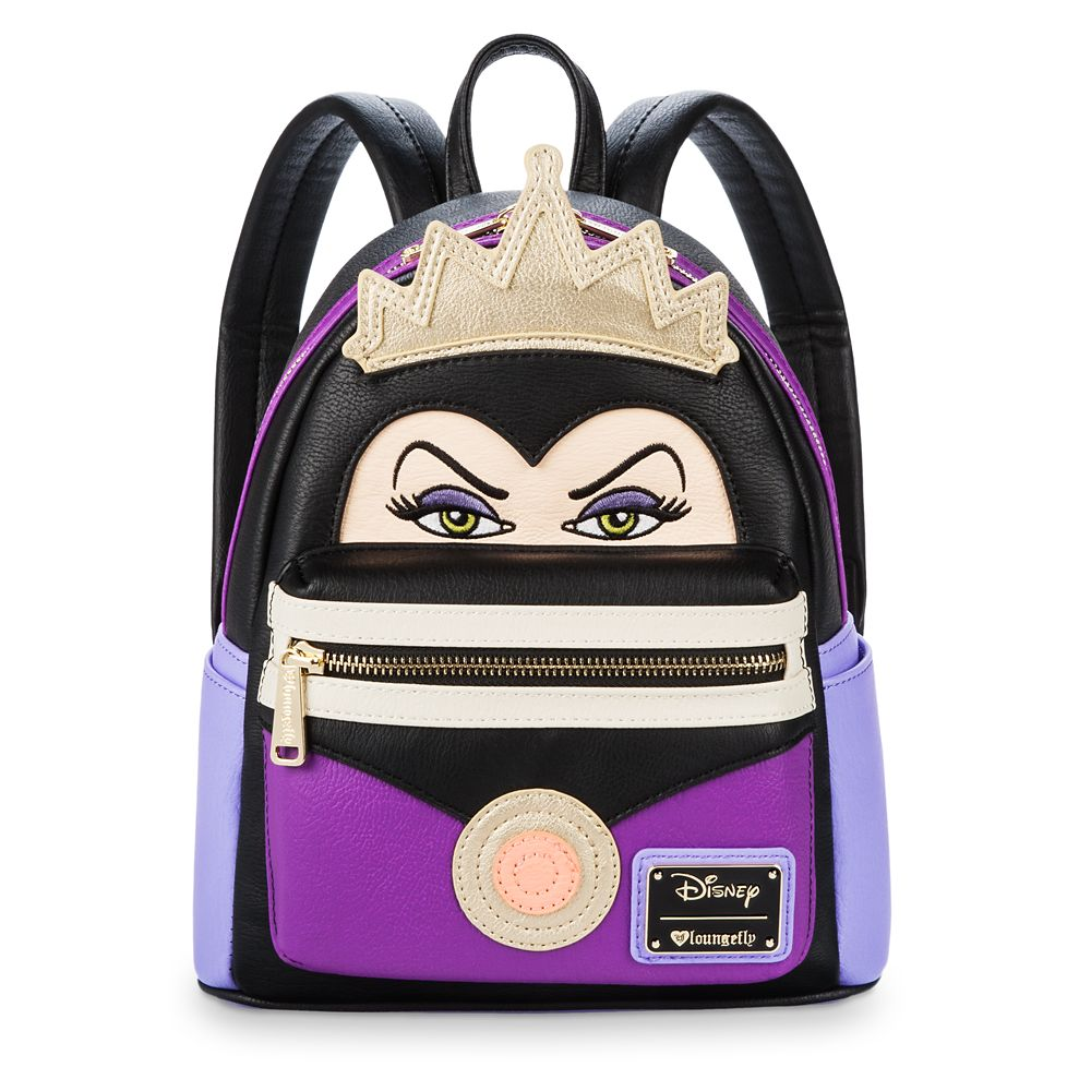 Evil Queen Mini Backpack by Loungefly