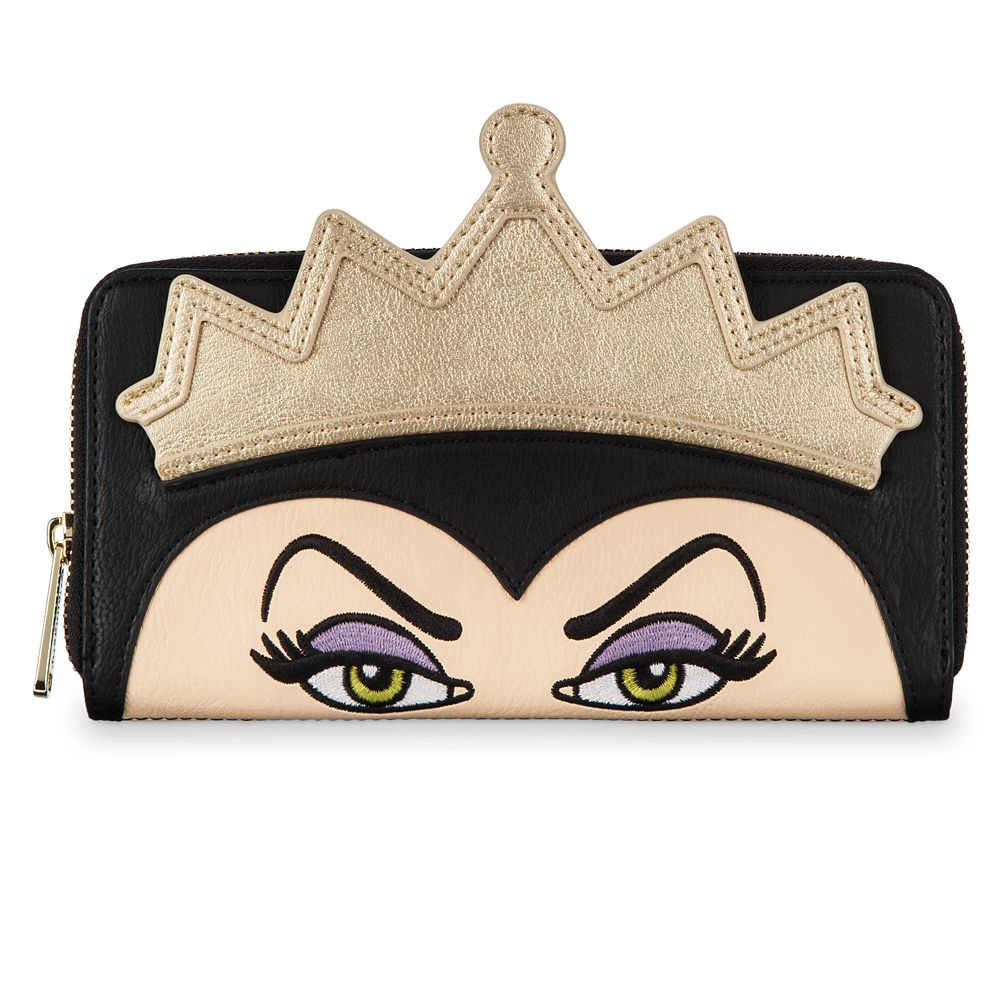 Evil Queen Wallet by Loungefly