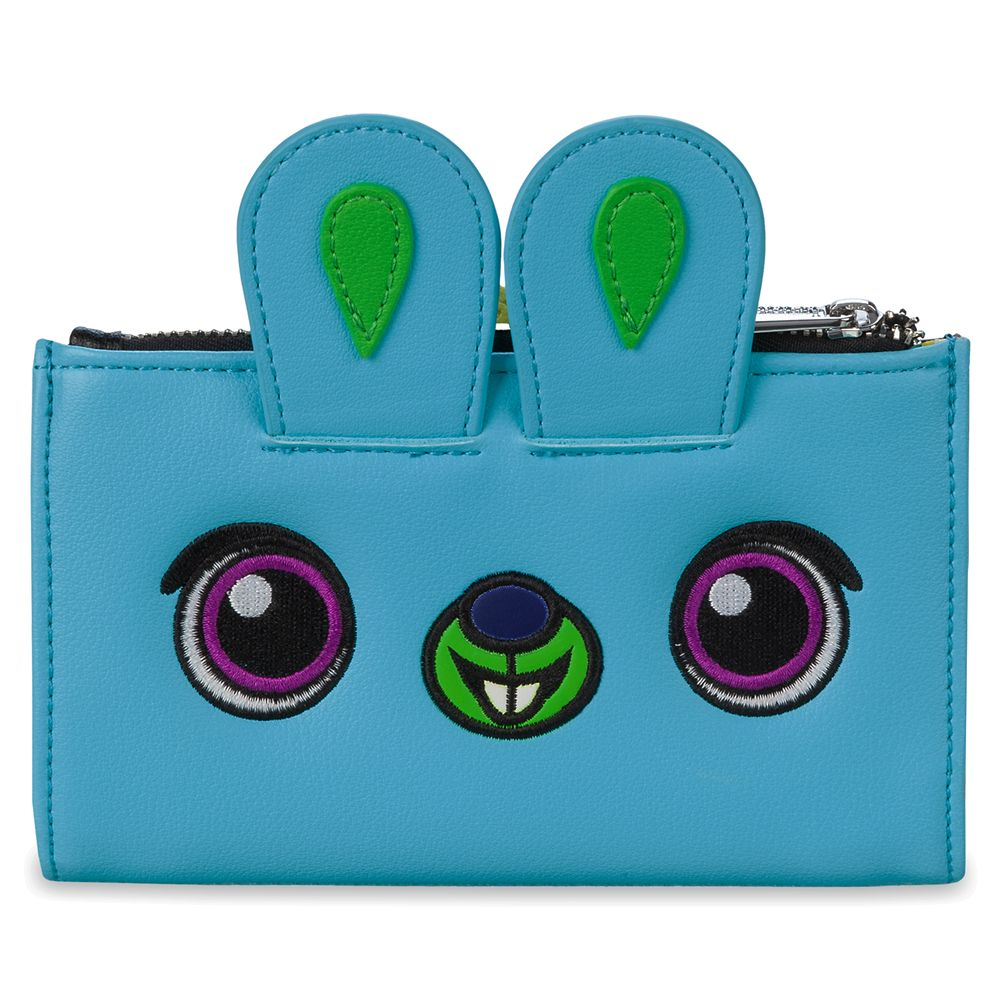 Ducky and Bunny Wallet by Loungefly – Toy Story 4