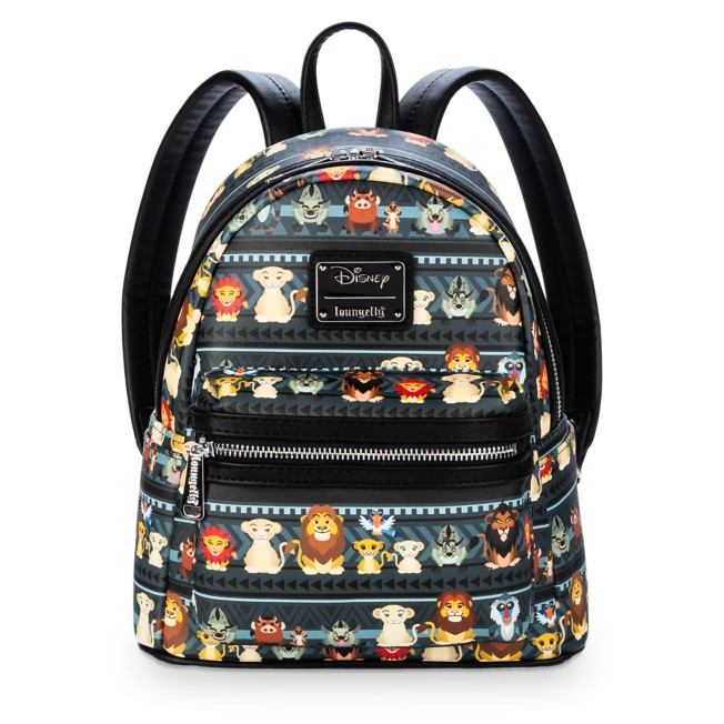 The Lion King Mini Backpack by Loungefly