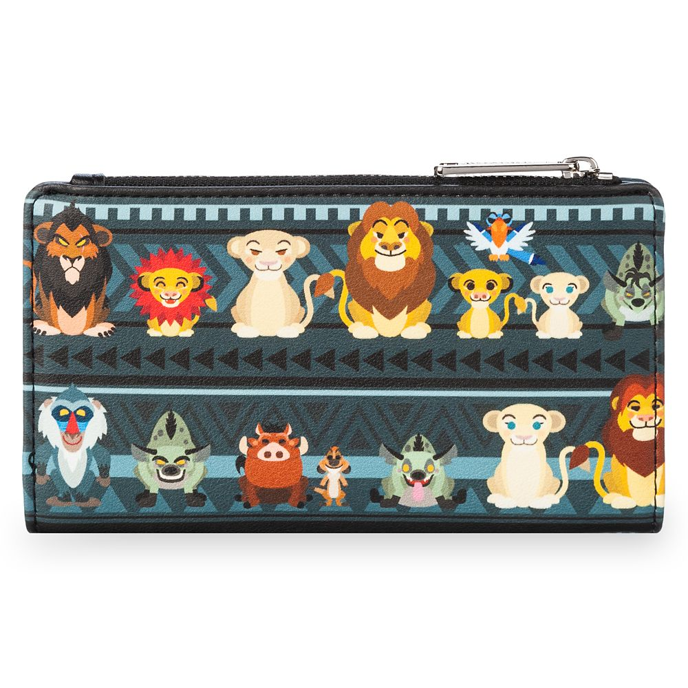 The Lion King Wallet by Loungefly