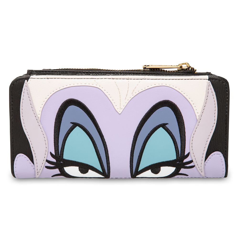 Ursula Wallet by Loungefly – The Little Mermaid