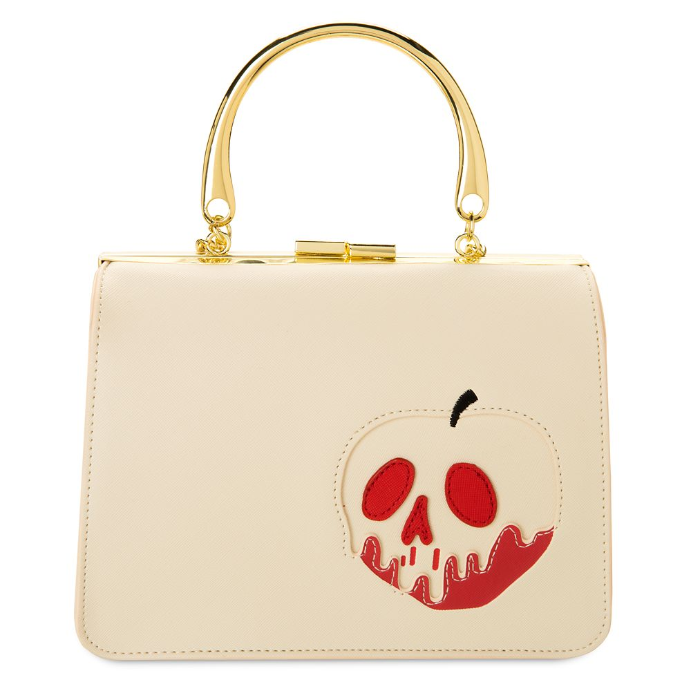 Poisoned Apple Crossbody Bag by Loungefly  Snow White and the Seven Dwarfs Official shopDisney