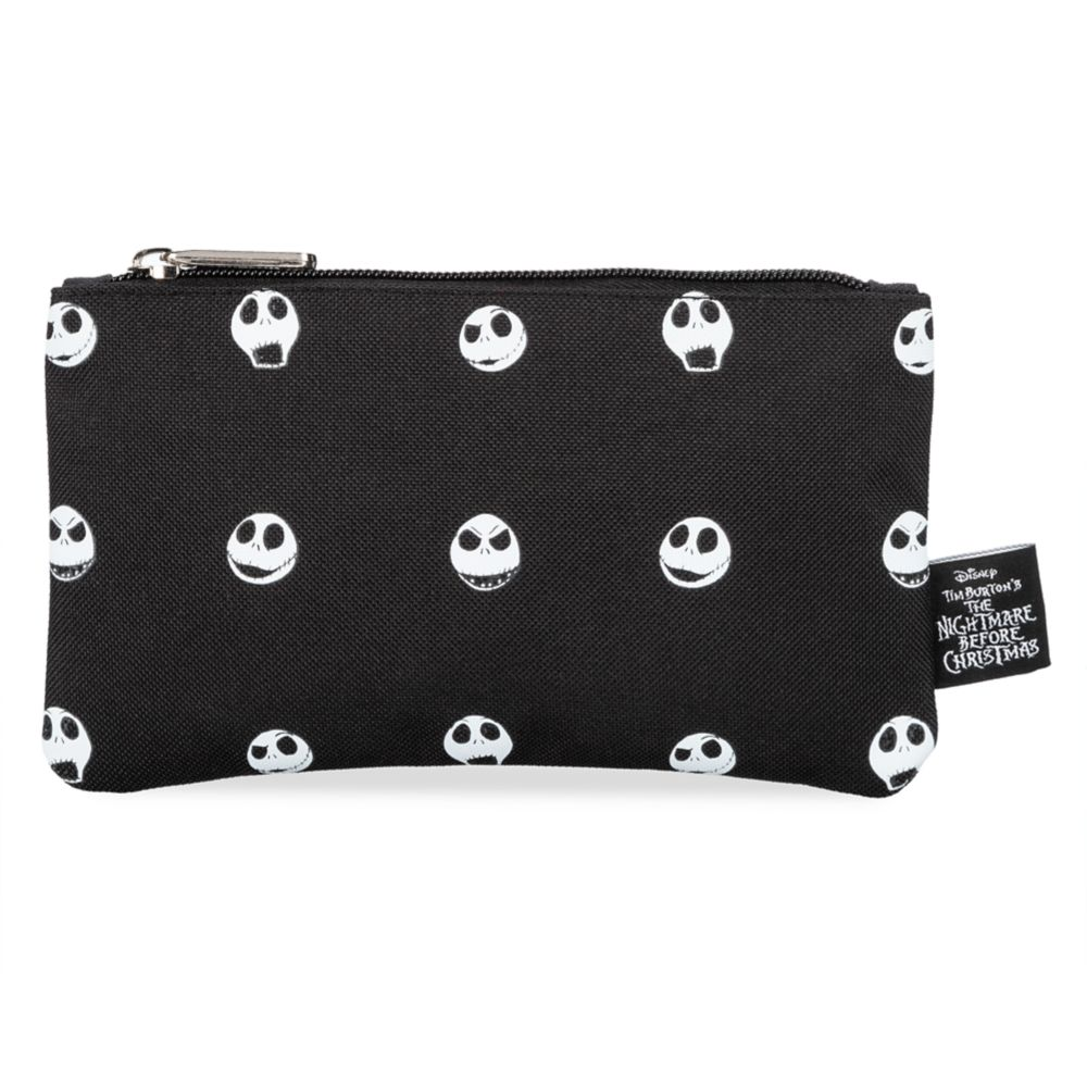 Jack Skellington Pouch by Loungefly