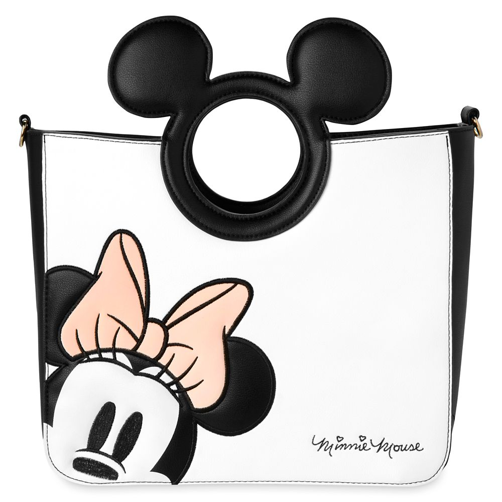Minnie Mouse Crossbody Bag by Loungefly