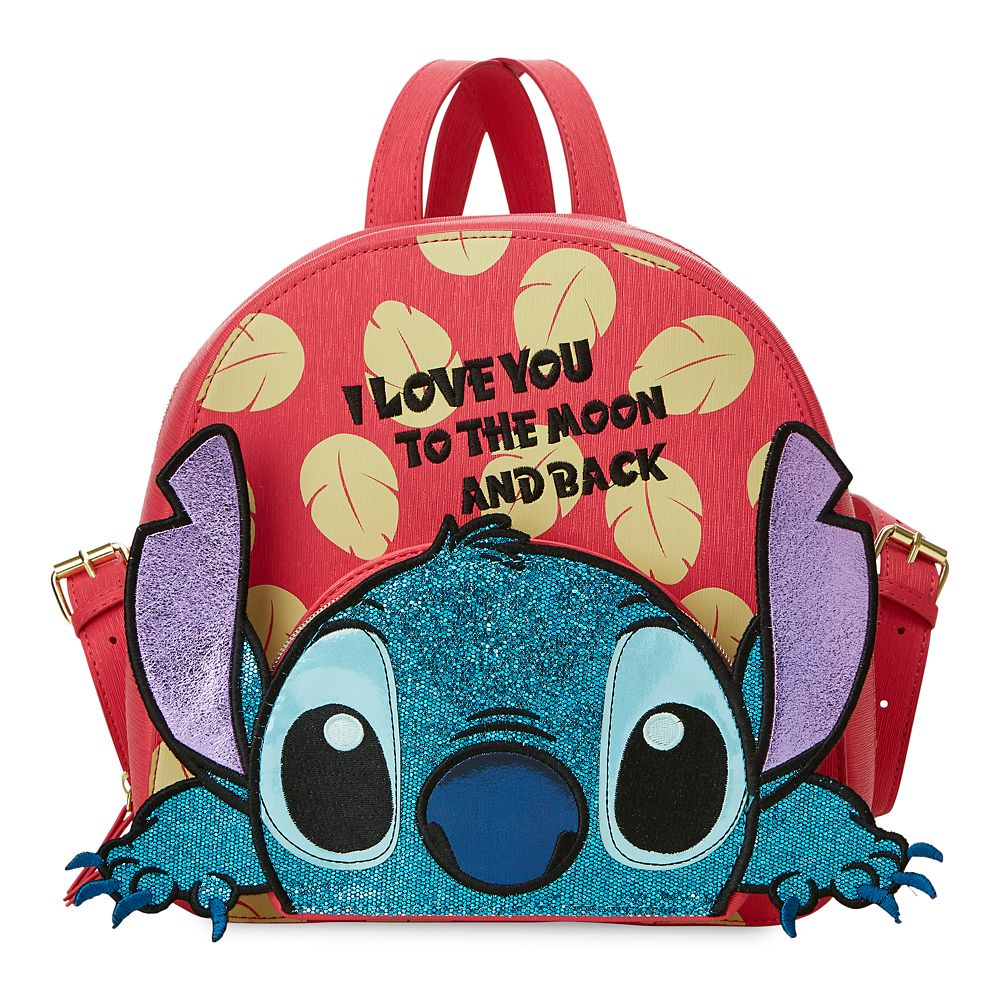 Stitch Backpack by Danielle Nicole