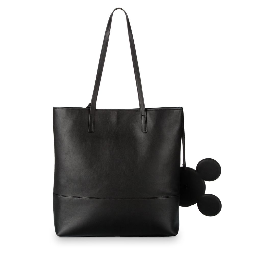 Mickey Mouse Leather Tote
