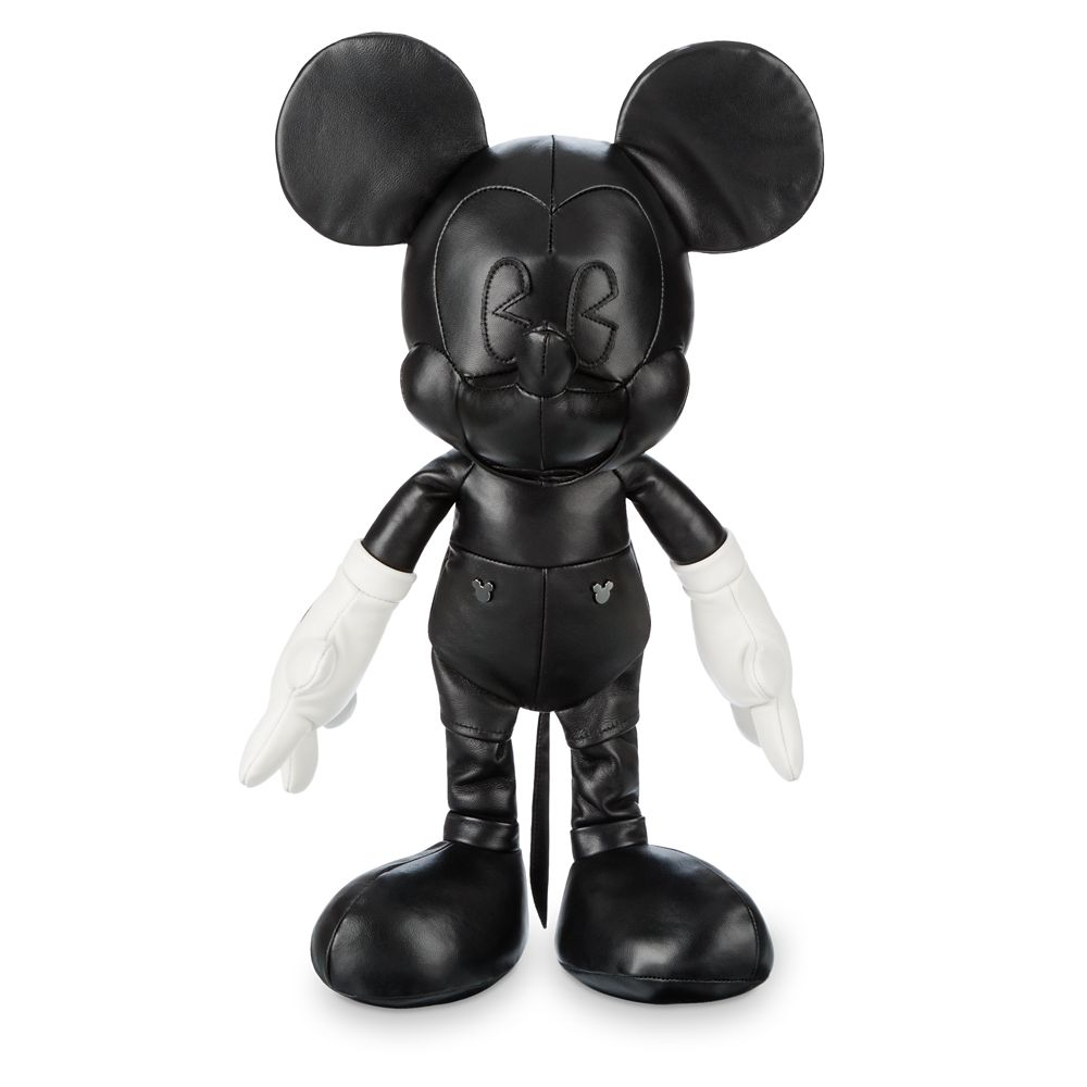 Mickey Mouse Leather Backpack and Figural Bag Set