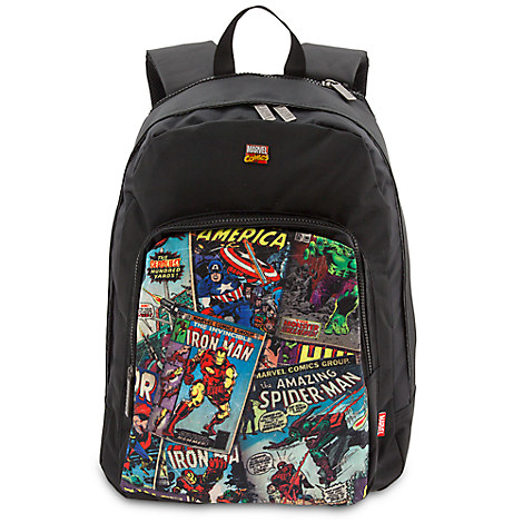 Marvel Comics Expandable Backpack - Extra Large