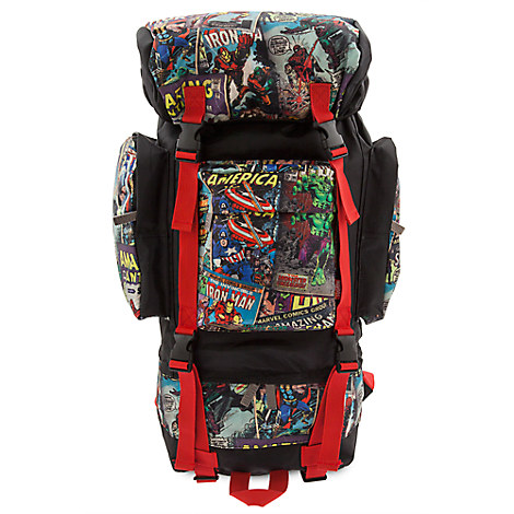 Marvel Camping Backpack