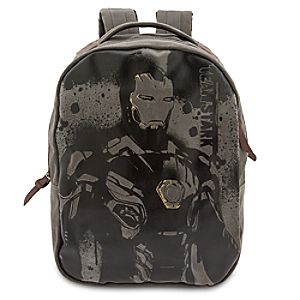 Disney Store Iron Man Backpack  -  Captain America: Civil War  -  Large