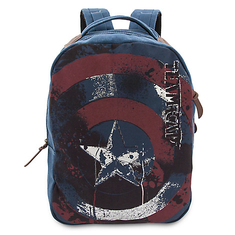 Captain America Backpack - Captain America: Civil War - Large