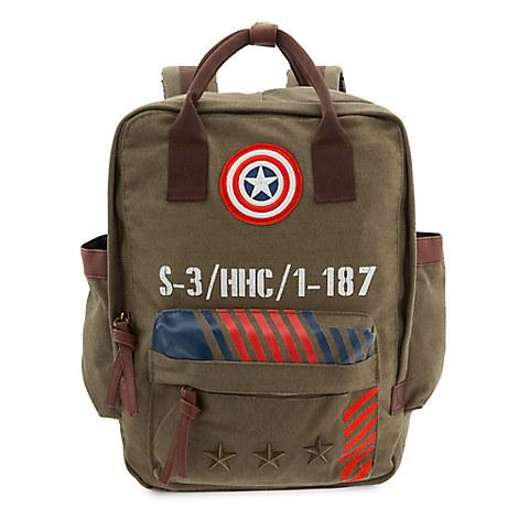 Captain America Military Backpack