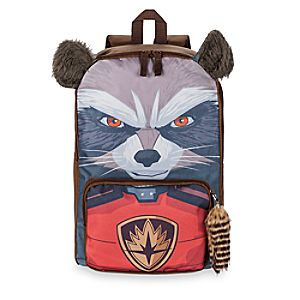 Rocket Raccoon Backpack - Guardians of the Galaxy Vol. 2 3227056560107P