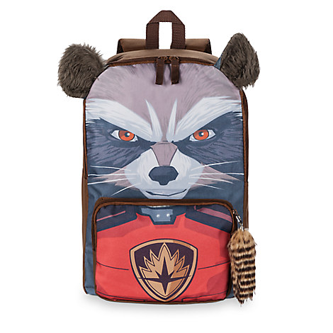 Rocket Raccoon Backpack - Guardians of the Galaxy Vol. 2