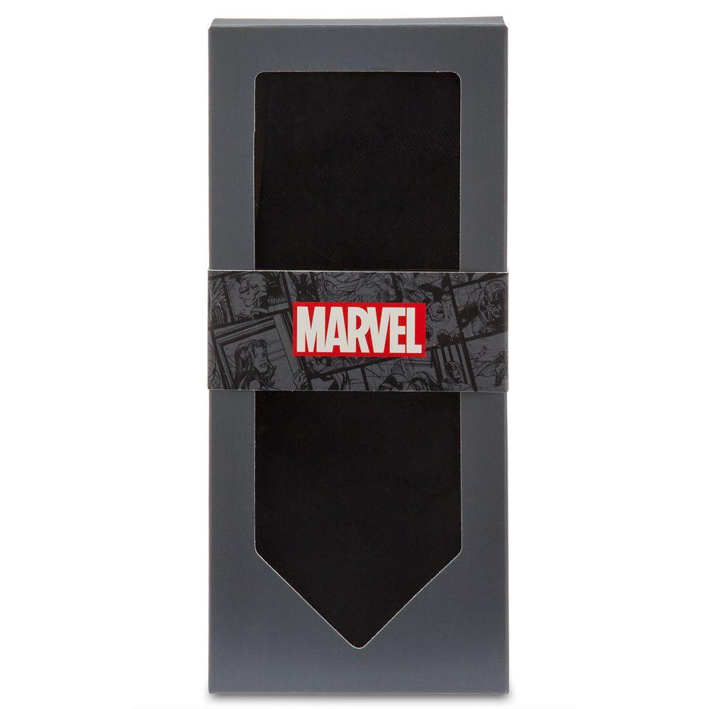 Black Panther Silk Tie